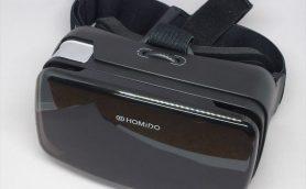はじめてのVRにおすすめ! 没入感抜群のスマホVRヘッドセット「HOMiDO V2」をレビュー【プレゼントあり】