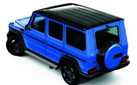 お値段2220万円! メルセデス・ベンツ日本が「Gクラス」の特別仕様車を発売