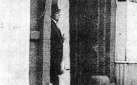 【ムーリアル怪談】UFOを撮影した少年が消えた…UFOの証拠を闇に葬る「黒ずくめの男」がもたらす恐怖