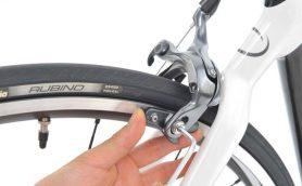 【画像多数】削れたままにしておくと危険! ロードバイク・ブレーキシューの交換方法をチェック