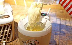 この味、お店レベル! 「フローズン」「ジュレ」も作れるアイスクリームメーカー「アイスデリ」が今夏大活躍の予感