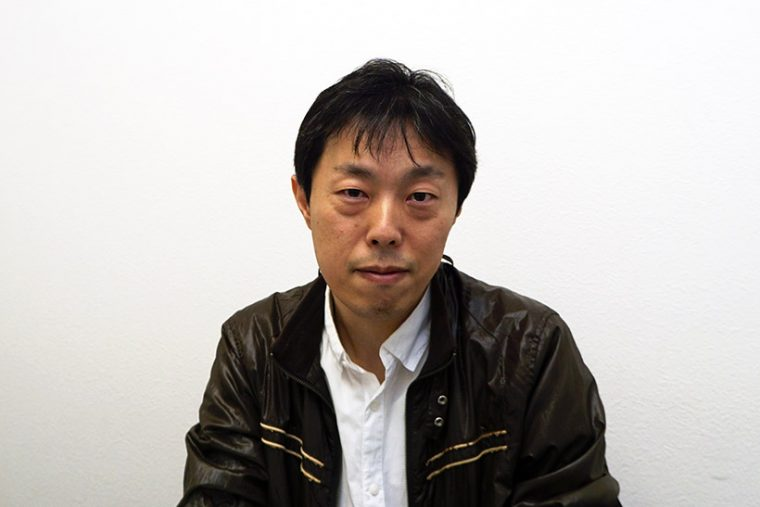 """↑""""自販機マイスターの野村 誠さん"""