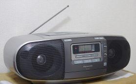 """【最新CDラジカセ聴き比べ】変わらぬ""""昔ながら感""""がうれしいパナソニック「RX-D47」"""