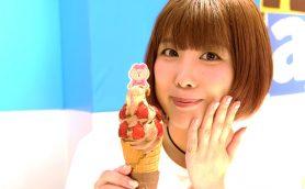 限定アイスが続々! 話題のポップアップストアに声優・前田玲奈が潜入