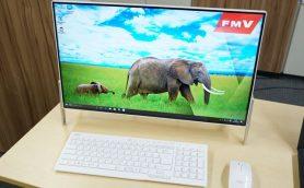 富士通ノートパソコン&デスクトップ夏モデルを一挙に紹介! 天板へのオリジナル印刷サービスも
