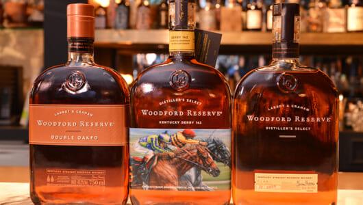 """ウイスキーで""""通""""を気取るなら「ウッドフォードリザーブ」! スーパープレミアムに格付けされるその魅力とは?"""
