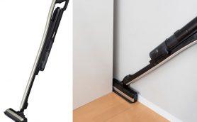 パナ、コードレスにも「紙パック」という秘密兵器を投入! スキマに強い掃除機「iT」に紙パック式が新登場