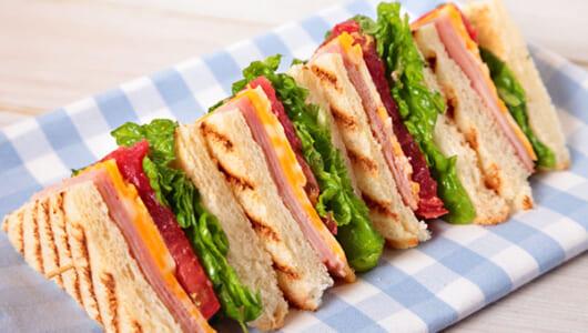 あなたはどんなサンドイッチがお好き? 「人生で一度は食べたいサンドイッチ」