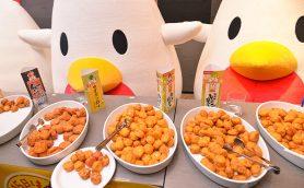 【コンビニ業界初!】からあげクンの誕生日が記念日に認定! 誕生会には3600個のからあげクンがドッサリ
