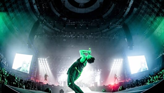 "ONE OK ROCKの""今""を見逃すな! 「""Ambitions"" JAPAN TOUR」WOWOWで5・27独占放送"