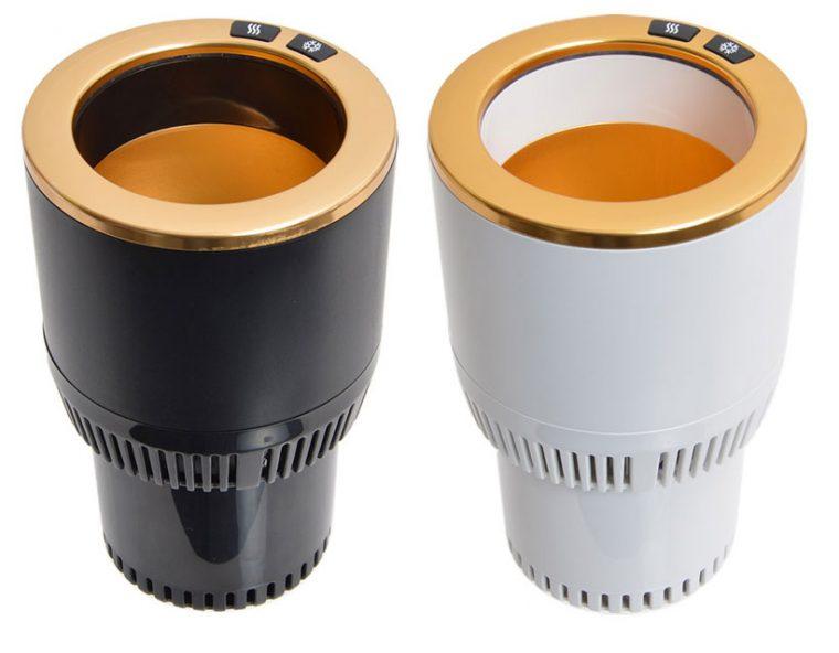 【SPEC】●サイズ/質量:W100×D100×H160mm/347g●ホルダー内径:72×深さ65mm●プレート温度範囲:最小-2°/最大60°