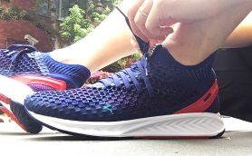 どこでも「靴ひもを通せる」革命的シューズ! PUMA「NETFIT」でランニングは変わる