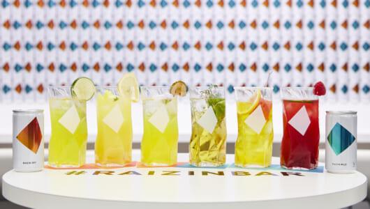 """最初の1杯は100円! あの「RAIZIN」をカクテルで楽しめる""""BAR""""が期間限定オープン!"""