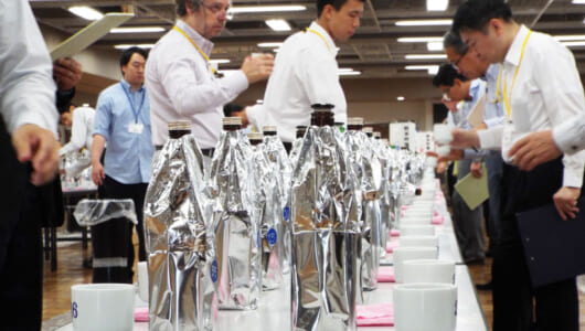 「世界一の日本酒」はどうやって選ばれる? 超人気銘柄「飛露喜」の蔵元が語る「SAKE COMPETITION 2017」の舞台裏