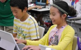 ゲームでプログラミングの基礎を学ぶ! 親子で楽しむ「マインクラフト」最前線