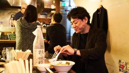 """サニーデイ・サービス田中 貴が選ぶ、2017年前期の""""旬なラーメン""""4店"""