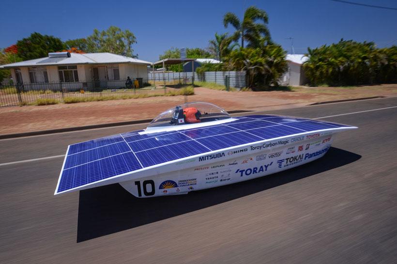 Bridgestone World Solar Challenge  (1)