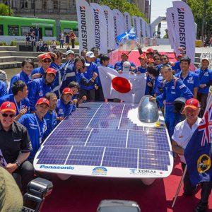 Bridgestone World Solar Challenge  (2)