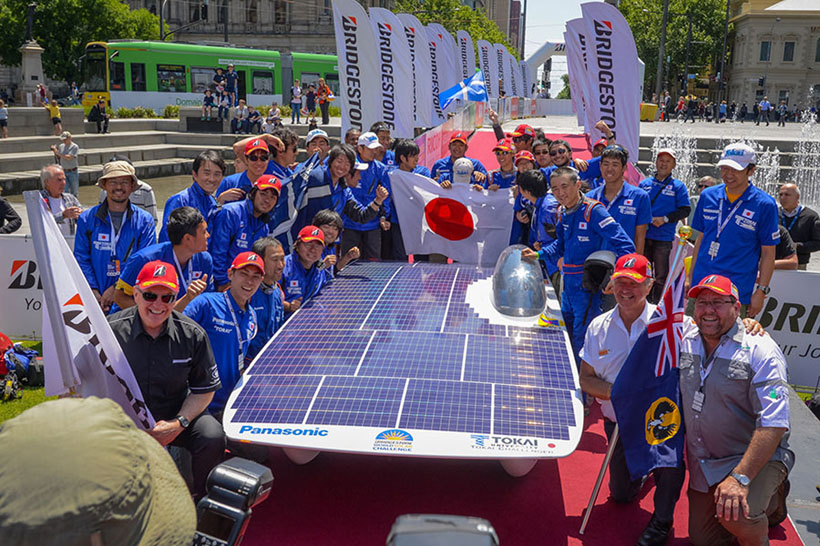 Bridgestone World Solar Challenge (2)