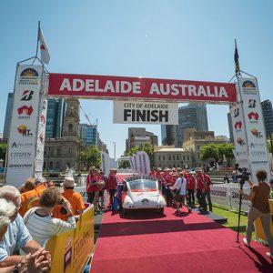 Bridgestone World Solar Challenge  (5)