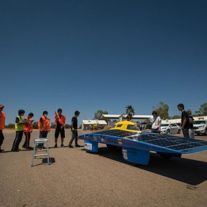 Bridgestone World Solar Challenge  (7)