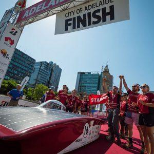 Bridgestone World Solar Challenge  (9)