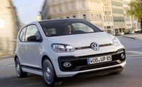ホットハッチ期待の星! VW「アップ!」のGTIコンセプトが発表