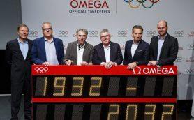 オリンピック成功の裏にオメガあり――オフィシャルタイムキーパーとして2032年まで契約延長