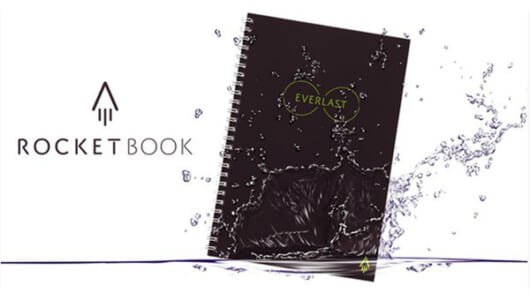 【小物王のつぶやき】書き終わったら全部消す!?「一生使えるノート」の使い道って……