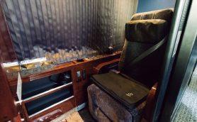 ドリームスリーパーの完全個室は眠れる?くつろげる?  進化する夜行バスをレポート