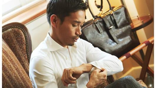 日本代表・長友佑都が語る「イタリアでの僕の毎日」――よくいくレストランから好みのファッションまで