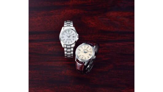 予算50万円の間違いない「40代のための国産時計」5選! ひと目で分かる上質感で尊敬を