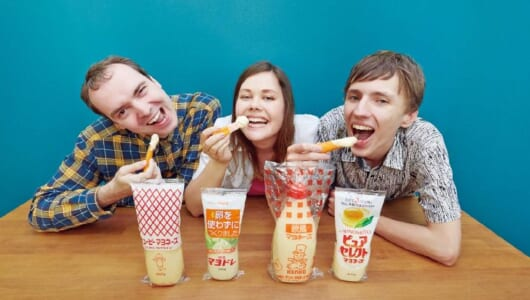 【実験】マヨネーズ消費量が世界一のロシア人が最も好きな日本のマヨネーズはどれ?