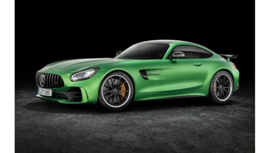 真性ロードゴーイングレーサーが追加! 完全受注生産モデル「メルセデスAMG GT R」発進!