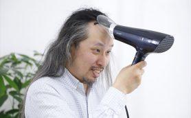 こんなに変わるの!? ほぼ「落ち武者」のライターが、髪と頭皮にいいドライヤー「スカルプエステ」を試したら