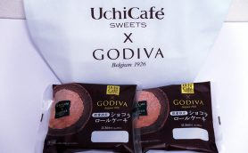 【実食レポ】GODIVA初のコラボはローソン! コンビニスイーツの常識を覆す「400円ロールケーキ」のお味は?