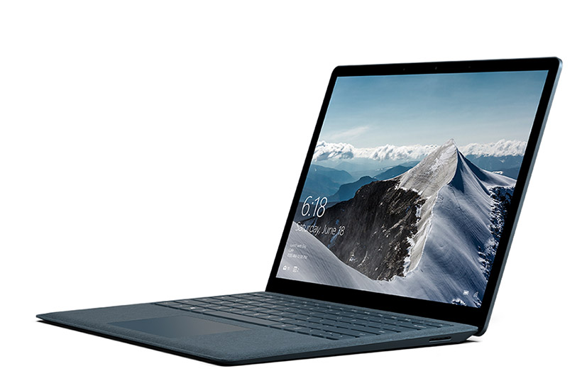 ↑Surface Laptop