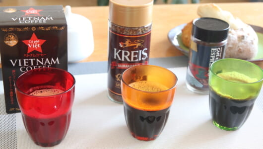 【カルディのベストバイ】朝の気分を爆アゲするコーヒー1位はコレだ! 本格派インスタント3種を飲み比べ