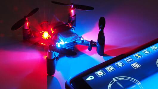 自分で作って飛ばせるドローンキット「LIVE CAM DRONE ASSEMBLYKIT」は子どもの工作にもオススメ!
