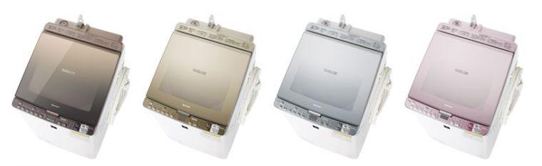 ↑写真左から、ES-PX10B(ブラウン系)、ES-PX98(ゴールド系)、ES-PX8B(シルバー系)、ES-PX8B(ピンク系)
