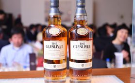 【BARに急げ!】240本限定のウイスキー「ザ・グレンリベット チャペラー」ーーその魅力をイチ早く体験してきた