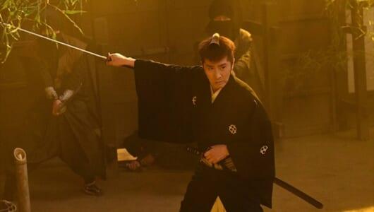 田村正和「若い人にも見てほしい」『眠狂四郎 The Final』放送決定!