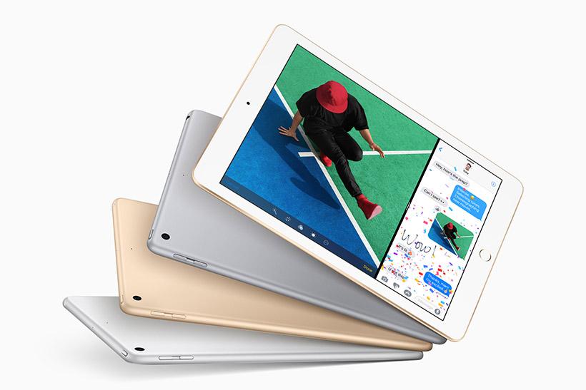 ↑アプリの充実度でAndroidやWindowsのタブレットをリードするiPad