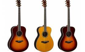 アンプを使わず生音にエフェクトを追加! ヤマハの次世代アコースティックギターに新モデル
