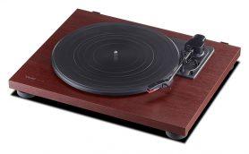 レコード初心者にぴったり! デジタル出力機能も備えたアナログレコードプレーヤー「TN-100」