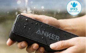 Amazonランキング1位の人気BTスピーカーがパワーアップ! 防水対応になった「Anker SoundCore 2」