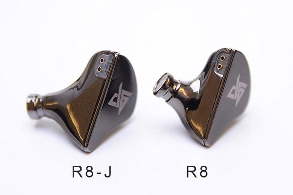 ↑形状の比較