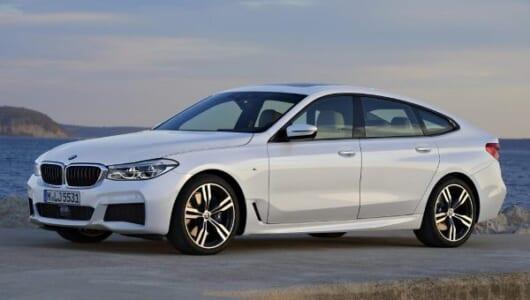 5シリーズGTを超えた? BMW6シリーズ・グランツーリスモが発表