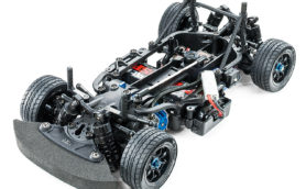 タミヤの最新RCカーモデル「M-07 CONCEPTシャーシキット」が登場!