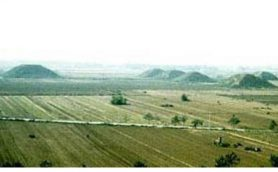 【ムー世界の神秘】なぜ中国にこれほどのピラミッド群が? 建造は異星人? ただし当局は見て見ぬふり…